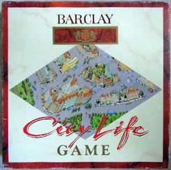 Barclay City Life Game