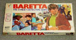 Baretta: The Street Detective Game