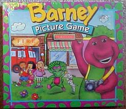 Barney Picture Game