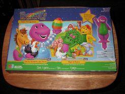 Barney's Follow the Egg Game