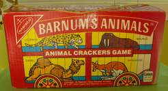Barnum's Animals: Animal Crackers Game