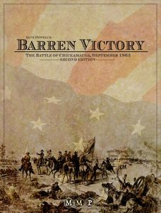 Barren Victory II: The Battle of Chickamauga