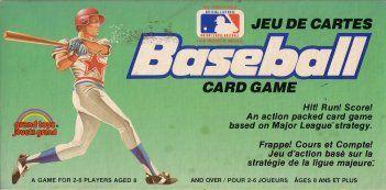 Baseball Card Game
