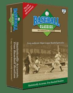 Baseball Classics Simulation