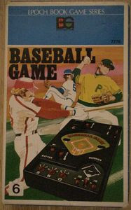 Baseball Game (Epoch Book Game Series)