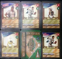Baseball Highlights: 2045 – 7 Card Promo Pack