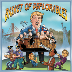 Basket of Deplorables: The Board Game