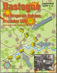 Bastogne: The Desperate Defense, December 1944