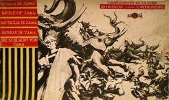 Batalla de Zama Complemento de la serie Romanos contra Cartagineses