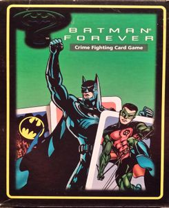 Batman Forever: Crimefighting Card Game