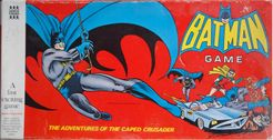 Batman Game: The Adventures of the Caped Crusader