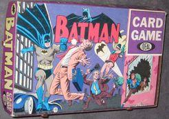 Batman Mini Board Card Game