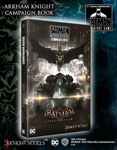 Batman Miniature Game: Arkham Knight Campaign