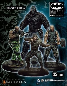 Batman Miniature Game: Bane Crew