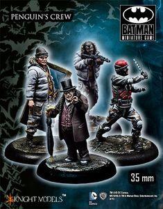 Batman Miniature Game: Penguin's Crew
