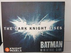Batman Miniature Game (Second Edition): The Dark Knight Rises
