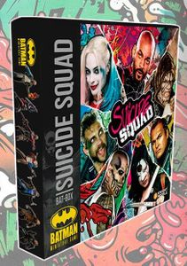 Batman Miniature Game: Suicide Squad