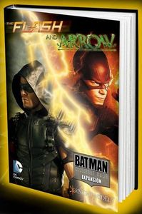 Batman Miniature Game: The Flash and Arrow