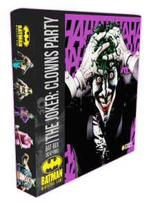 Batman Miniature Game: The Joker – Clowns Party