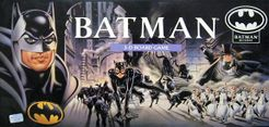 Batman Returns 3-D Board Game