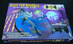Batman Rooftop Rumble Skill and Action Game