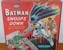 Batman Swoops Down