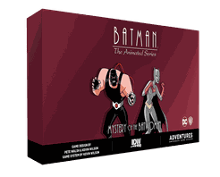 Batman: The Animated Series Adventures – Mystery of Batwoman Expansion