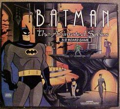 Batman: The Animated Series – 3D Board Game