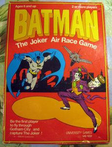 Batman: The Joker Air Race Game