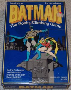 Batman: The Robin Climbing Game