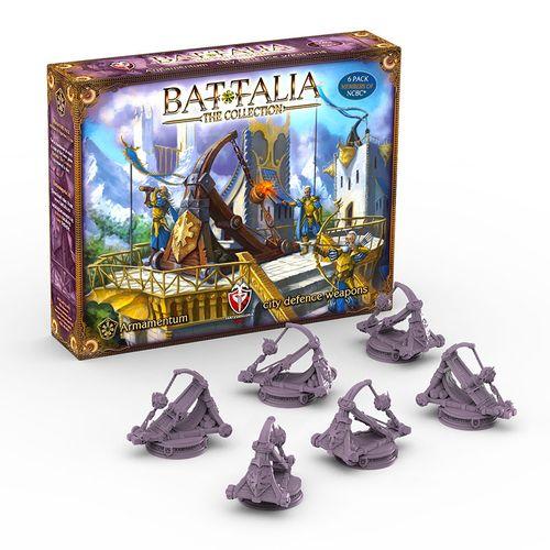 BATTALIA NCBC: Armamentum