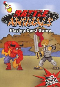 Battle Animals Playing Card Game