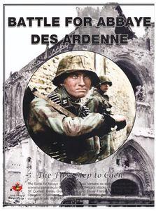 Battle For Abbaye Des Ardenne