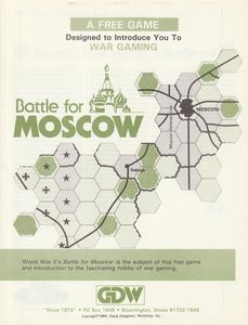 Battle for Moscow (first edition)