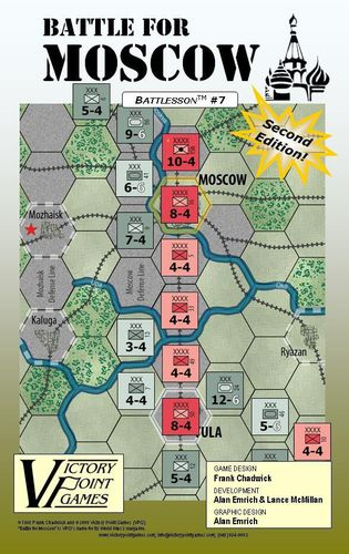 Battle for Moscow (second edition)