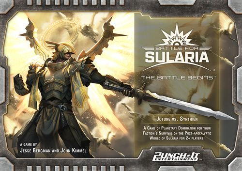 Battle for Sularia