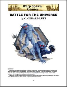 Battle for the Universe