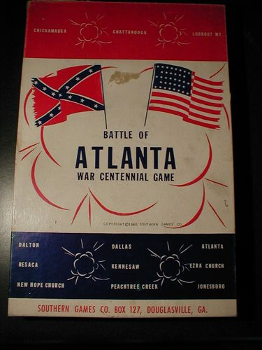 Battle of Atlanta: War Centennial Game