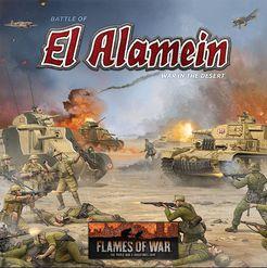 Battle of El Alamein: War in the Desert