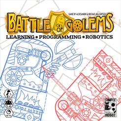 Battle of Golems: The Algorithmic Card Game