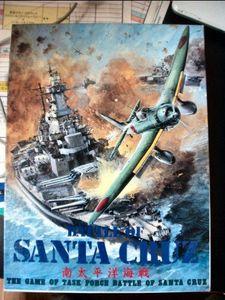 Battle of Santa Cruz