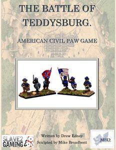 Battle of Teddysburg: American Civil Paw Game
