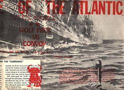 Battle of the Atlantic: The Epic Struggle of the Wolf Pack vs Convoy