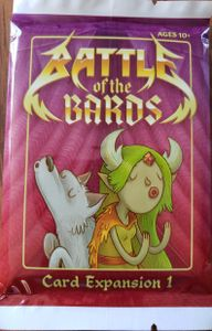 Battle of the Bards: Card Expansion 1
