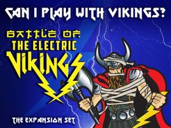 Battle of The Electric Vikings: Can I Play With Vikings?