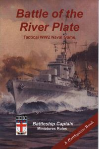 Battle of the River Plate: A Battle Game Book