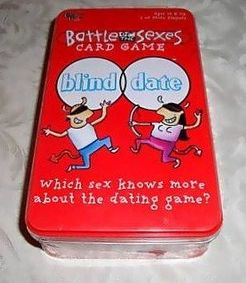 Battle of the Sexes Card Game: Blind Date