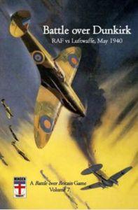 Battle Over Dunkirk: RAF vs Luftwaffe, May 1940