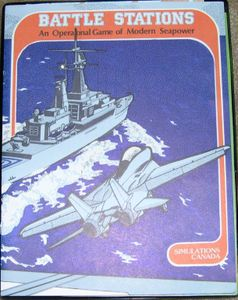 Battle Stations: An Operational Game of Modern Seapower