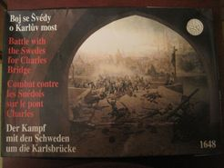 Battle with the Swedes for Charles Bridge